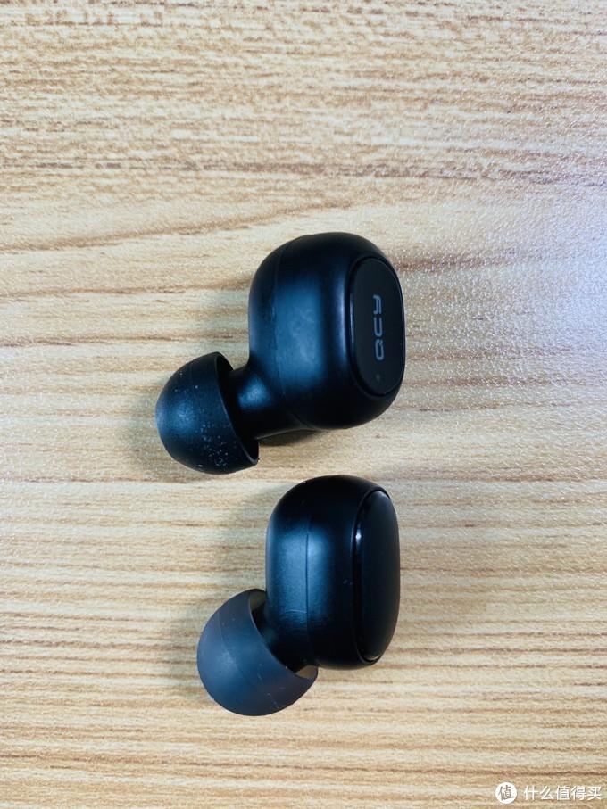 百元 QCY T1、redmi airdots 无线耳机对比