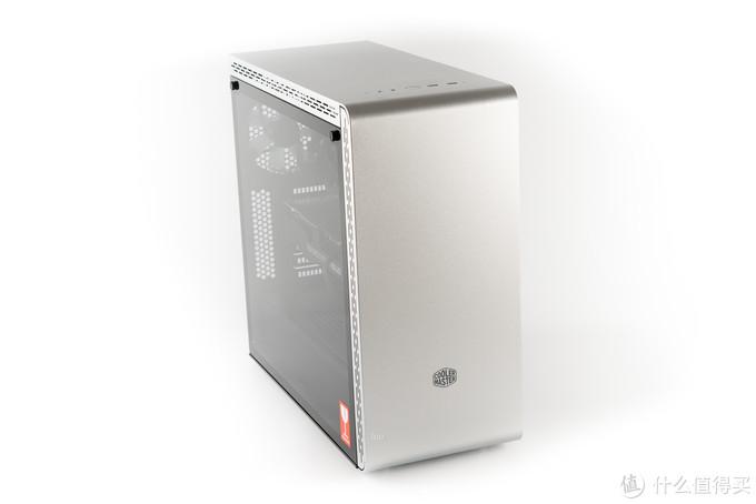 简约+实用,酷冷至尊 MasterBox MS600 装机作业