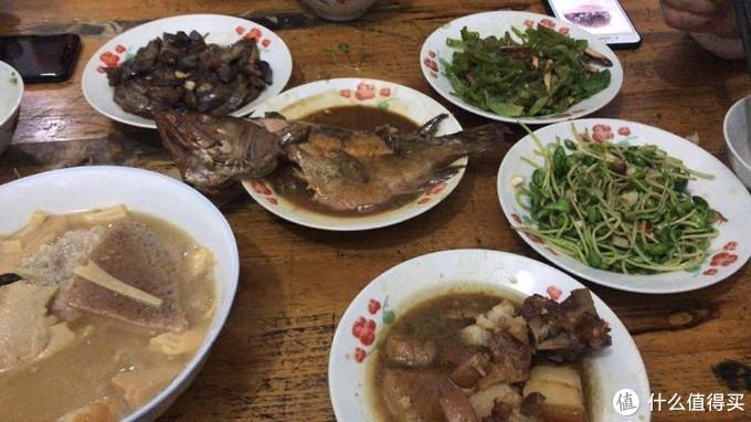 臭鳜鱼和红烧肉绝赞