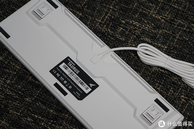 无光也精彩 杜迦K320金牛座天然白机械键盘开箱体验