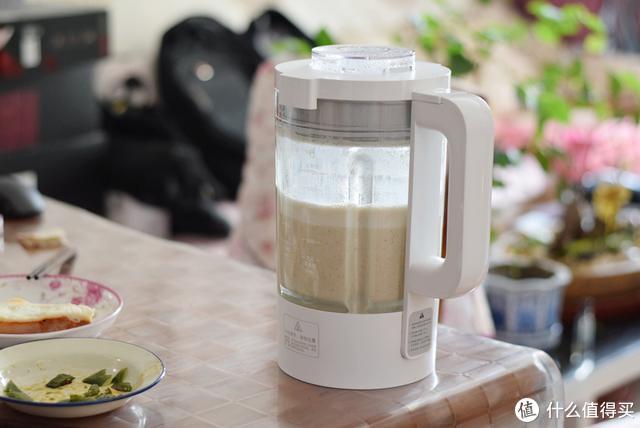 九大营养菜单自动烹饪,小米推出新品破壁机,打破价格壁垒