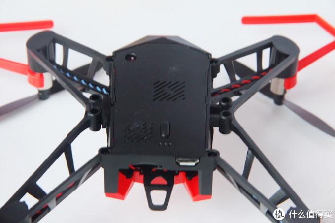 手掌大小-UDrone意念无人机,解锁无人机的新认知,盘它!
