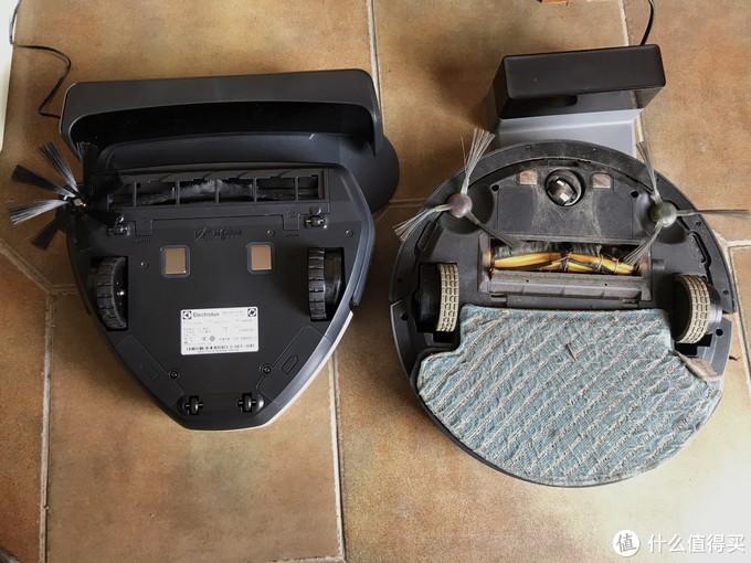 给扫地机装颗眼睛的伊莱克斯 扫地机器人 i9与科沃斯DD35对比