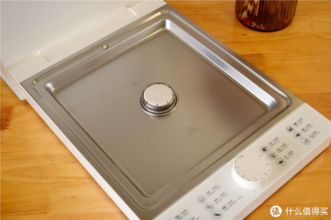 美食烹饪看得到,北欧欧慕折叠透明电蒸箱体验!