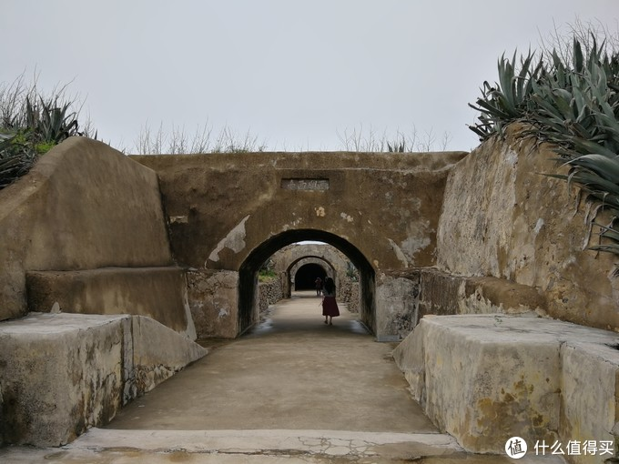 西屿西台,其实是个炮台要塞