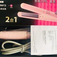 松下 EH-HW13-P 卷发棒直发夹板外观展示(夹板|盖子)