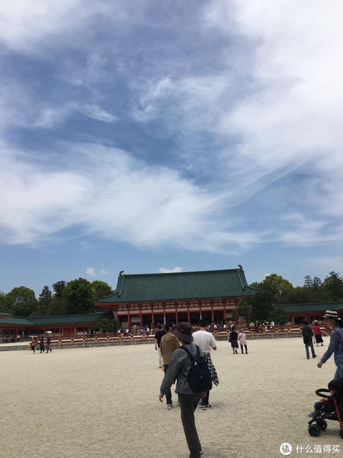 平安神宫广场
