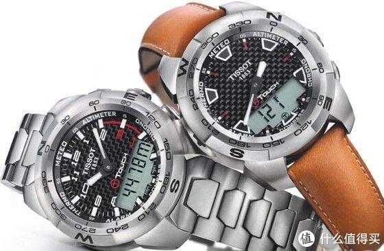 天梭腾智系列高科技腕表