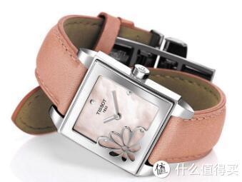 天梭时尚系列腕表