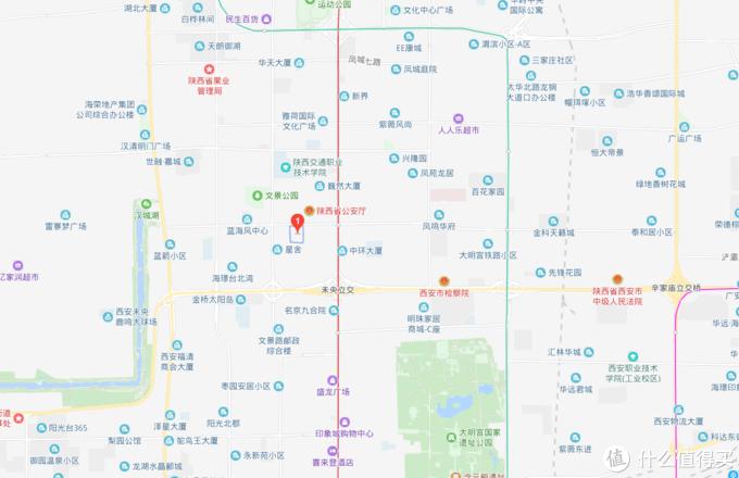 西安北郊也是经济技术开发区,类似可口可乐这样的国际品牌都在这边设立公司。
