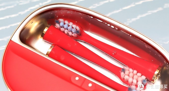 国产高端电动牙刷是什么水准—XESS光波双净智能牙刷
