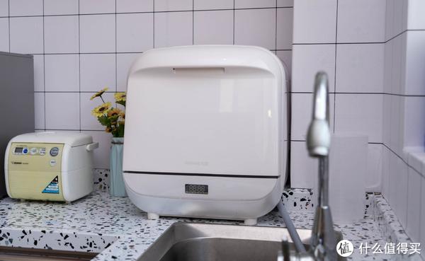 """免安装洗碗机拯救了我家""""失败""""的厨房,九阳免安装MINI洗碗机X3开箱及使用感受!"""