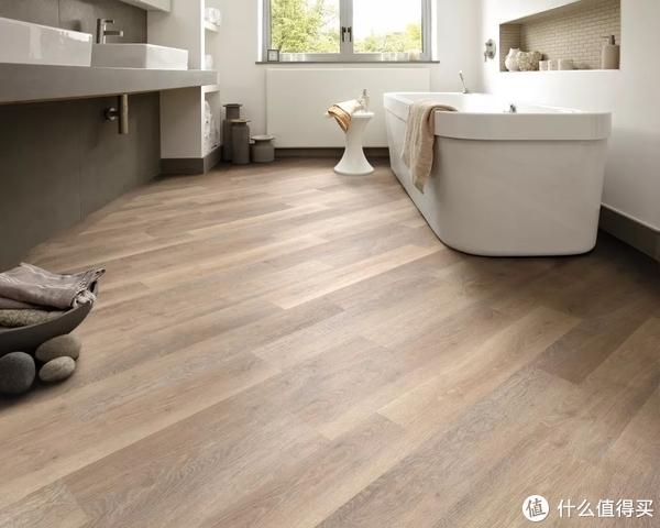 做得好的石塑地板,颜值能胜过强化复合地板图源:Euflooria