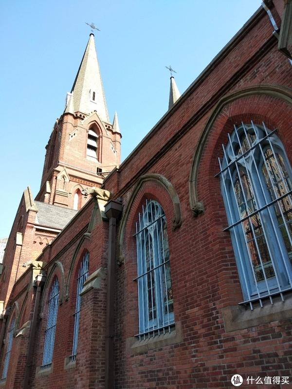 免费不免票,富有浓厚历史价值,值得参观的徐家汇罗马公教教堂游记