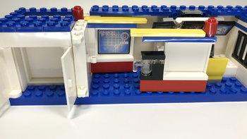 乐高 CITY 城市系列 60044 流动警署使用体验(车厢 支撑架 轮架)