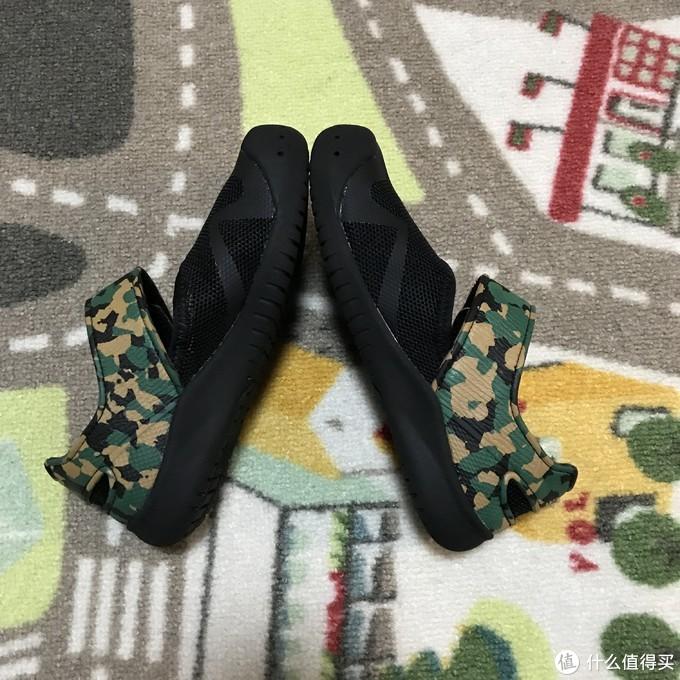 New Balance KA208儿童凉鞋