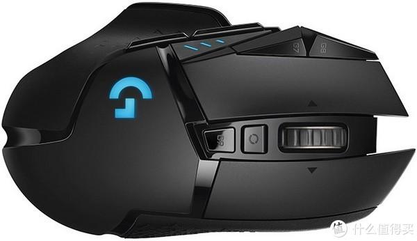 毫秒级低延迟、无线充电:罗技 推出 G502 Lightspeed无线鼠标,定价149美元