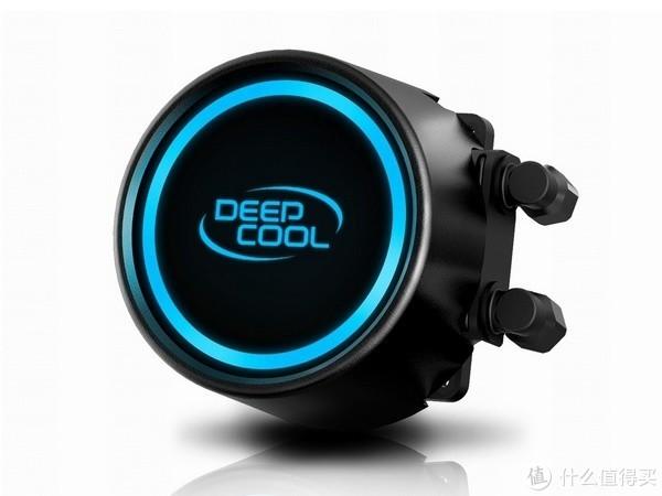 """自带变压防漏水技术:九州风神 发布 CASTLE 240 RGB V2  """"堡垒""""水冷散热器"""