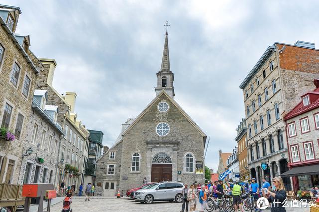 加拿大竟然也能感受法式风情——最具欧洲色彩的魁北克城