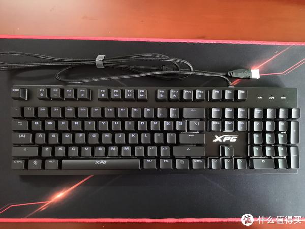 威刚XPG-Infarex K10键盘试用报告