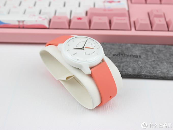 智能装备界的时尚新宠——Withings Move 运动追踪智能手表开箱分享