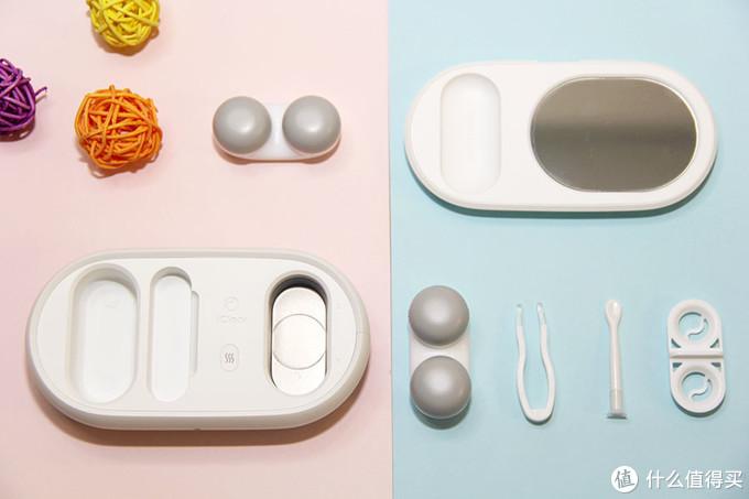 隐形眼镜必备 iClear超声波隐形眼镜清洗器 保护心灵的窗户