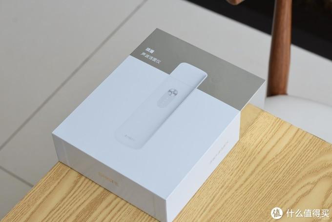 小米家的须眉声波洁面仪:三档强弱可调+微电流导电原理只售399元