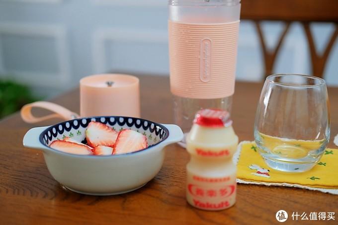 唯有美食与爱不可辜负:摩飞便携榨汁杯测评