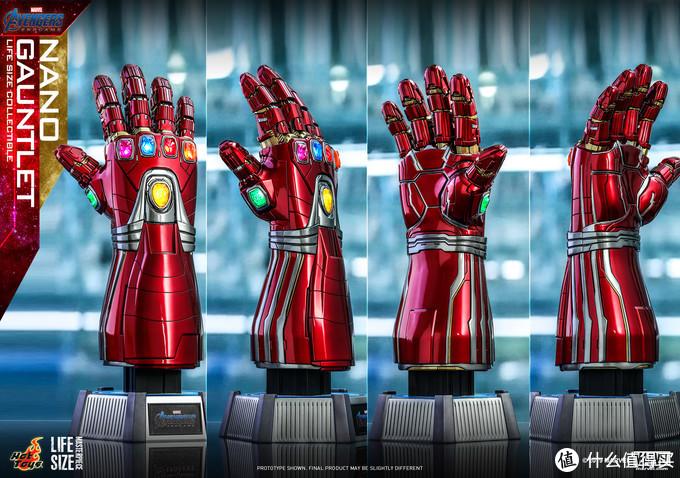Hot Toys 推出三款《复仇者联盟4》纳米手套珍开订!
