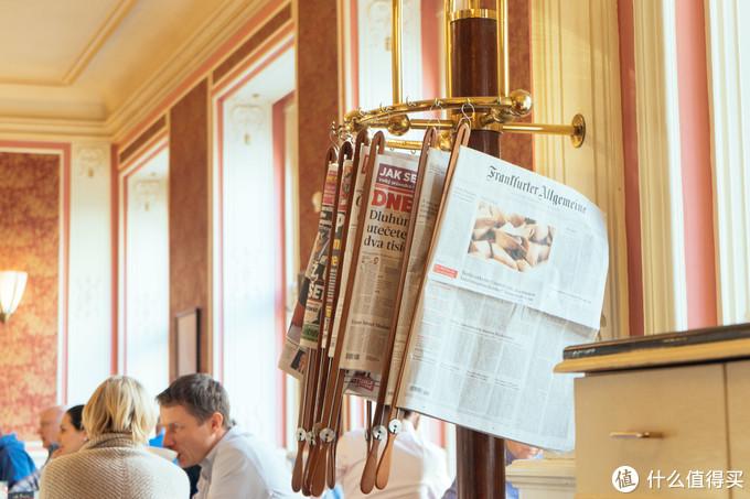 为你推荐布拉格殿堂级咖啡馆TOP3
