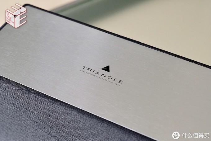 体验传统HIFI与无线新玩法的结合 :法国TRIANGLE AIO 3