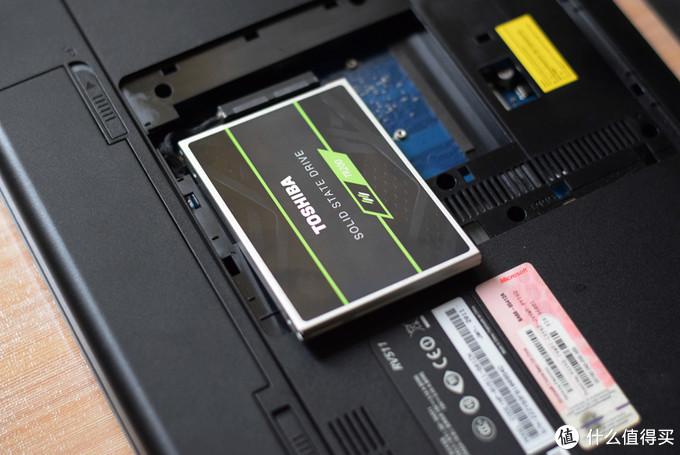 仅需百元,拯救老旧笔记本开机慢问题,东芝TR200固态硬盘体验