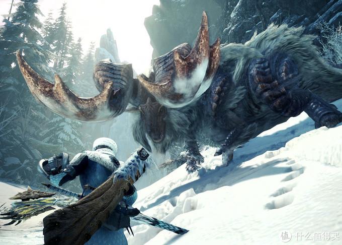 重返游戏:《怪物猎人世界: ICEBORNE》带你一览银白色的新世界