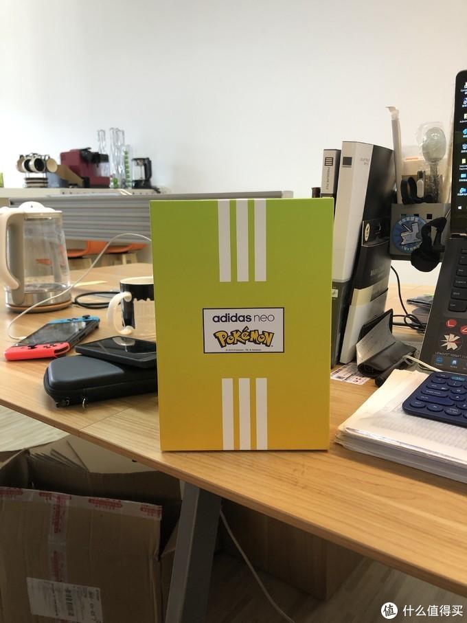 adidas neo * 宝可梦 限量版礼盒首发开箱