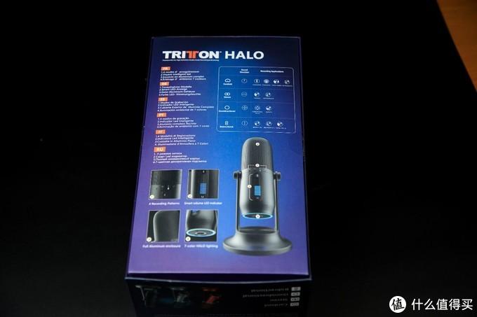 TRITTON HALO 电容麦简评