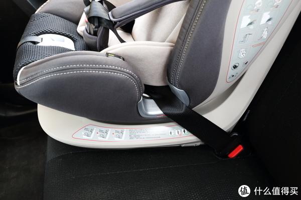 开车父母的放心之选——kiwy艾莉儿童安全座椅体验
