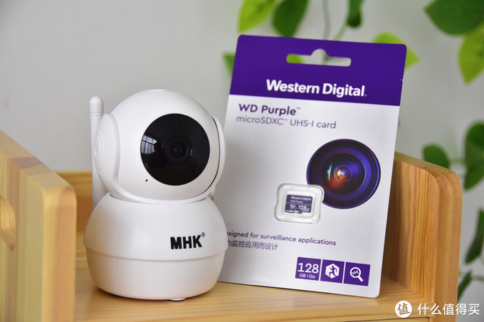 西数紫卡+明宏凯摄像头测评,打造全天候家居安防