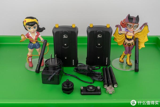 小玛300+全网首开箱!这或许是小团队/工作室的第一台无线图传!