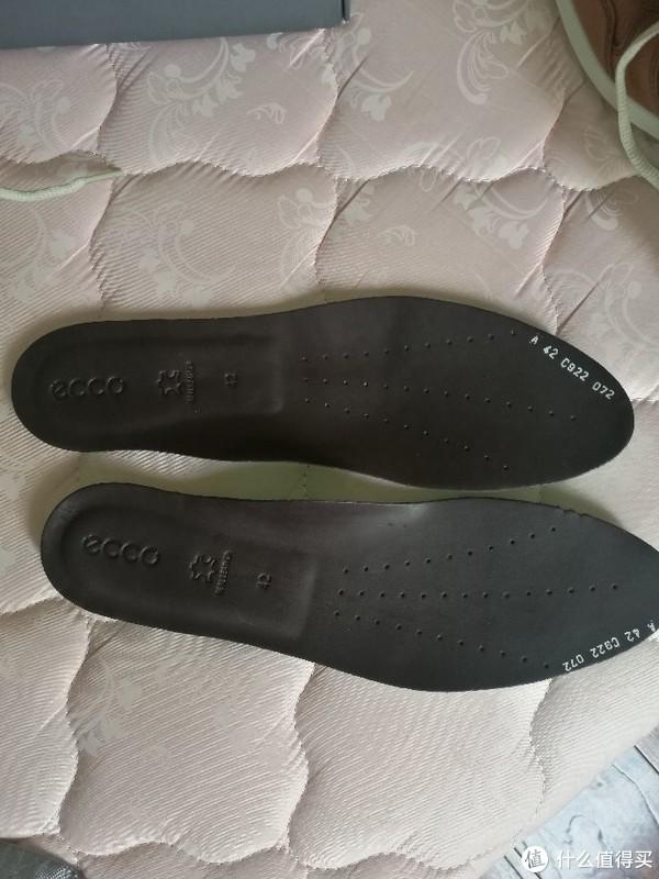 山东大汉穿女鞋--ecco sneak爱步女鞋男穿晒单分享之一