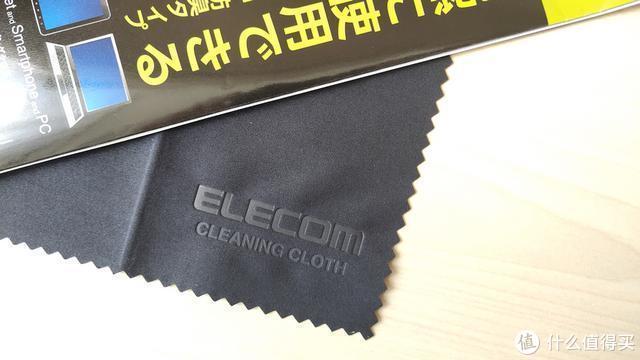 ELECOM屏幕清洁湿巾测评:擦的净、不伤屏!