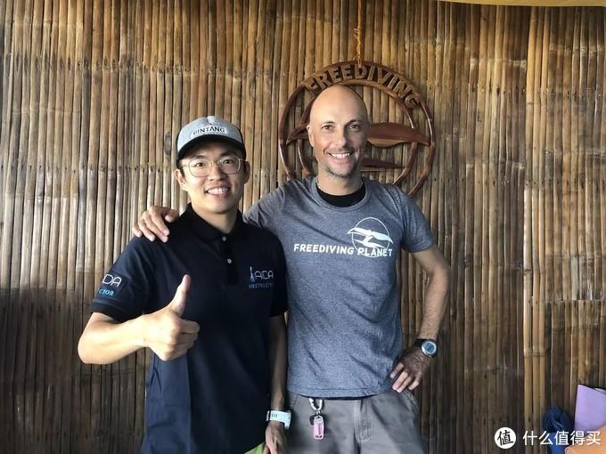 小熊的自由潜教练成长之路——菲律宾墨宝自由潜教练考取全过程分享~