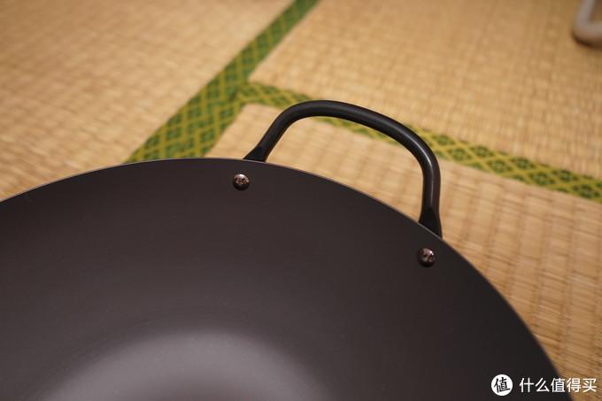 铁锅恒久远,一口永流传,入手吉川COOK-PAL鍊系列中式炒锅开箱晒单(外观细节披露)