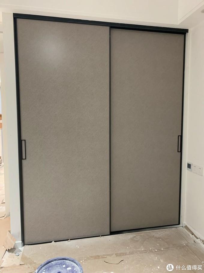 简单柜门,没什么图案
