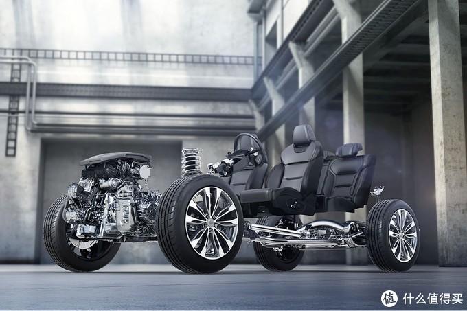 新车速递:基于CMA平台打造的轿跑型SUV 吉利星越上市