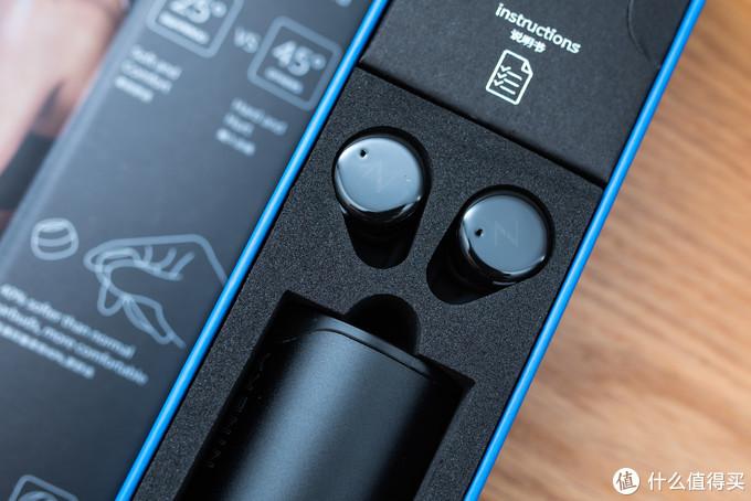 摆脱束缚放纵自我——南卡T1真·无线蓝牙耳机