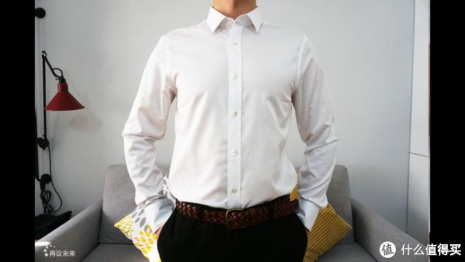 200块也能有黑科技?90分三防免烫衬衫让你体验衬衫界黑科技!