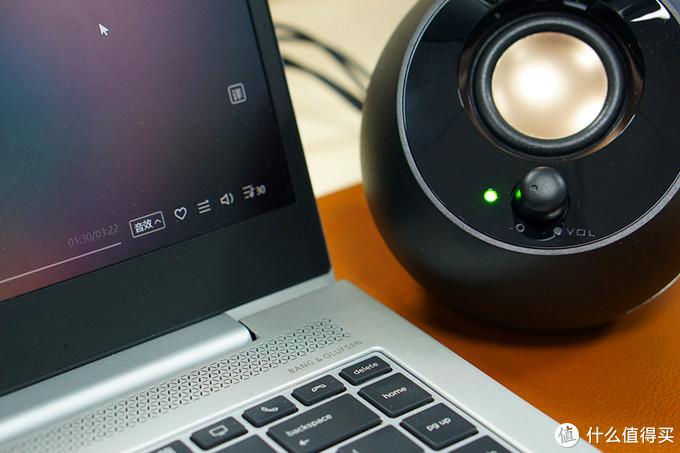 创新Creative Pebble Plus中文首测:低价桌面音箱音质的新定义