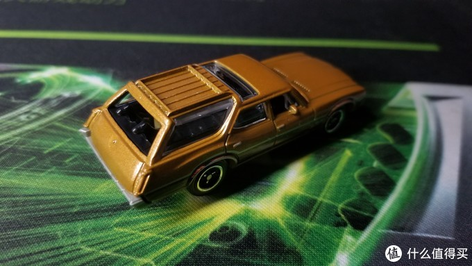 MATCHBOX 火柴盒 奥兹莫比尔 1971 OLDSMOBILE VISTA CRUISER