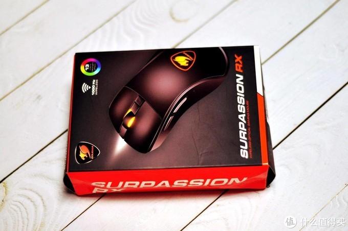 我的第一款RGB无线鼠标,骨伽SURPASSION RX鼠标体验