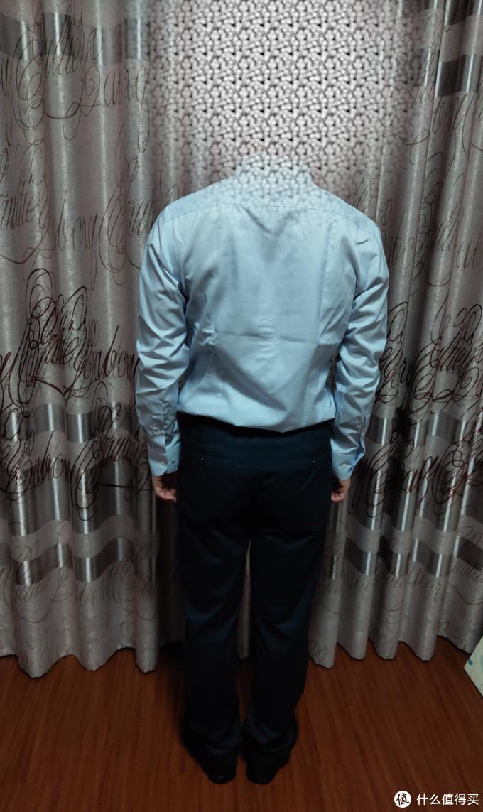 年轻人的第一件三防衬衫----90分三防免烫全棉衬衫评测报告